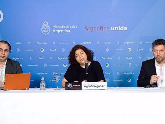 Se registraron 3.667 nuevos casos y 54 muertes por coronavirus en Argentina