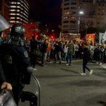 ENFRENTAMIENTOS | protesta en Desarrollo Social