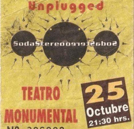Apareció material inédito de Soda Stereo