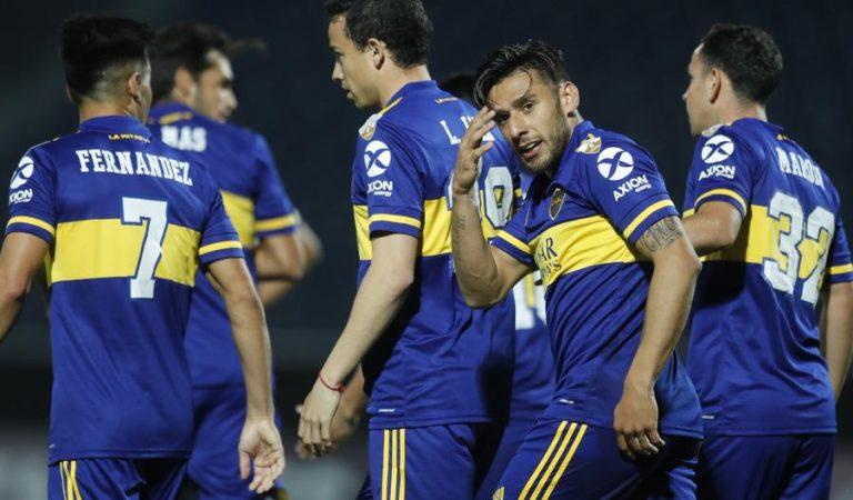 Boca busca acercarse a la clasificación en la Copa Libertadores