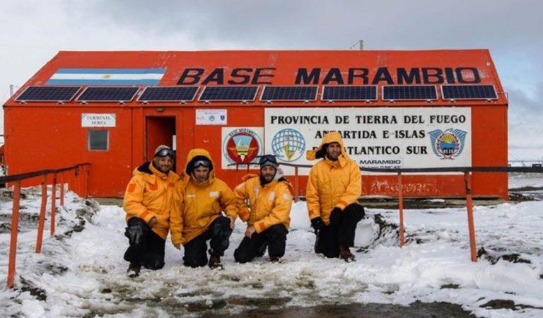 Se cumplen 51 años de la fundación de la Base Marambio