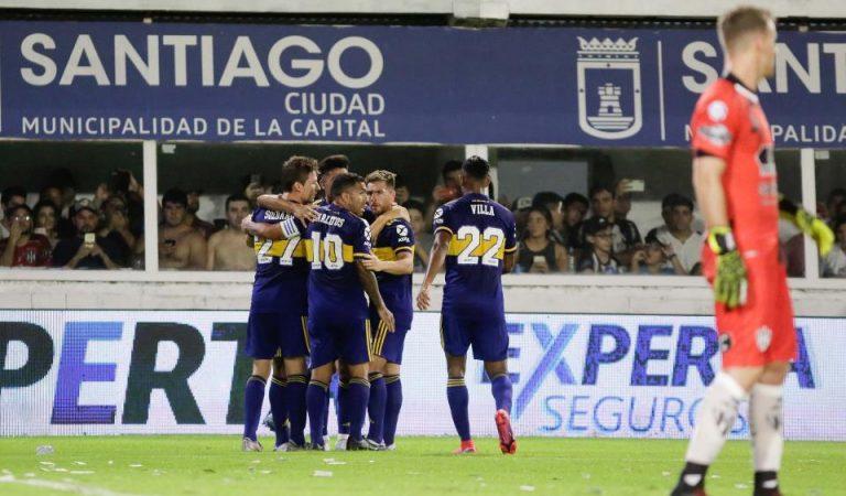 Boca se mide con Inter de Porto Alegre por los Octavos de la Libertadores