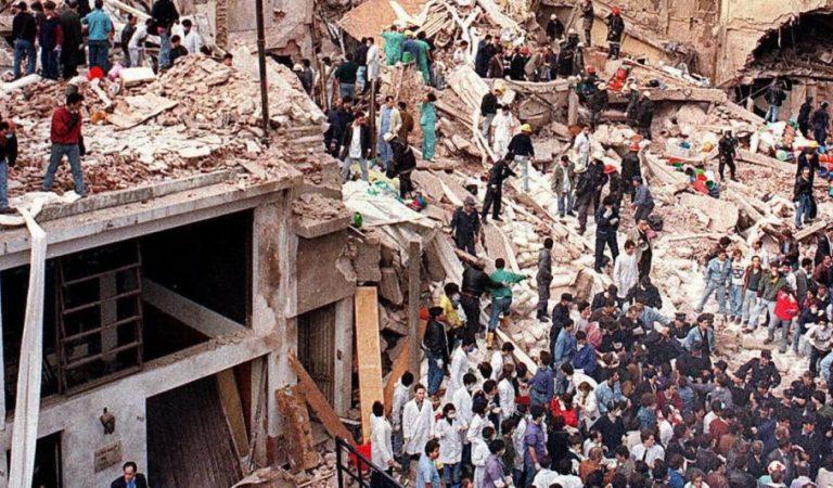 25° aniversario del atentado a la AMIA: Los únicos que descansan en paz son los culpables