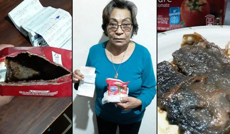 Encontró una rata en una caja de tomates: «Estuve descompuesta dos días»
