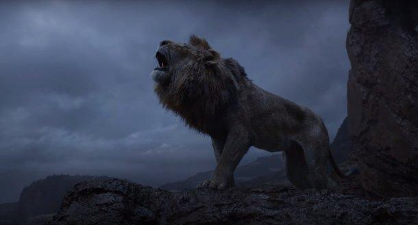 nueva peli rey león